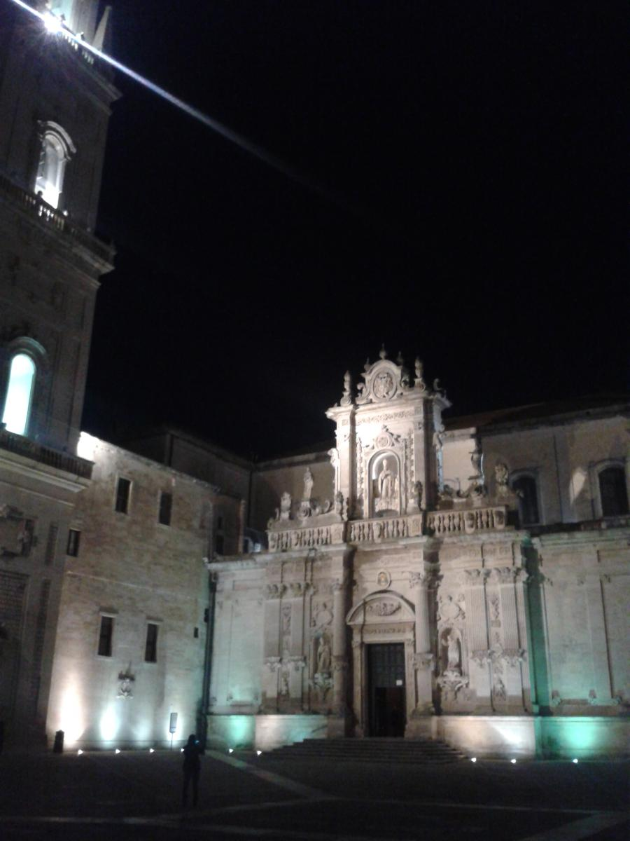 Cathedral Square in Lecce - Weekends in Puglia
