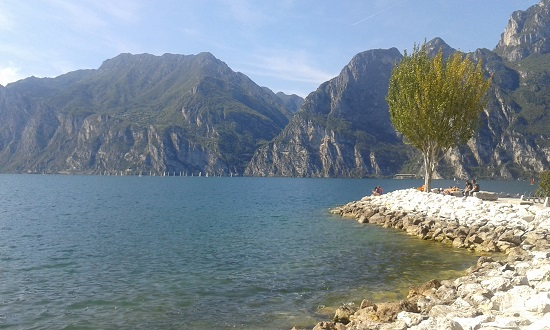 Beautiful Trentino-Alto Adige…by bike! Lake Garda