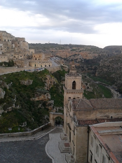 S. Pietro Caveoso Church - Matera