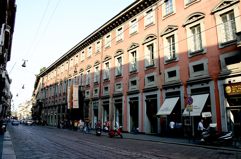 "How to: Shopping in Milan, the ""Fashion City"""