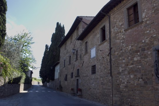 Sant'Andrea in Percussina