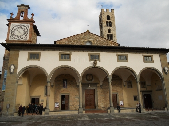 Church of S.Maria dell Impruneta, Tuscany