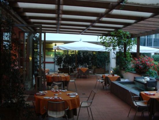 Dining room Riflessi - Best restaurants in Florence