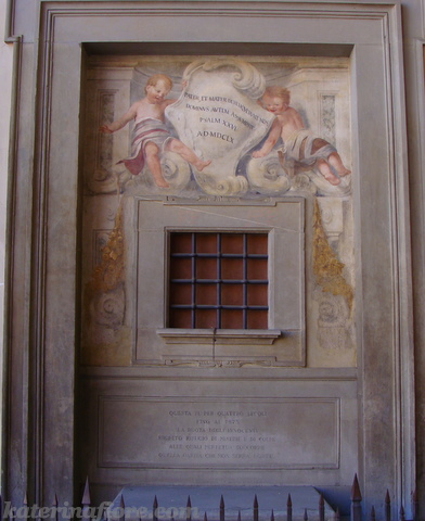 Florence secret places - Brunelleschi work of art