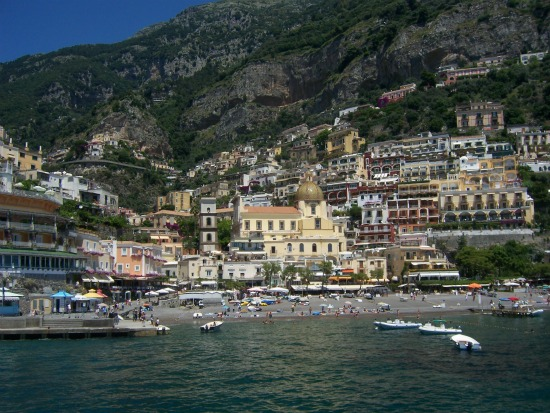 Amalfi Coast Romantic Honeymoon Destination Positano
