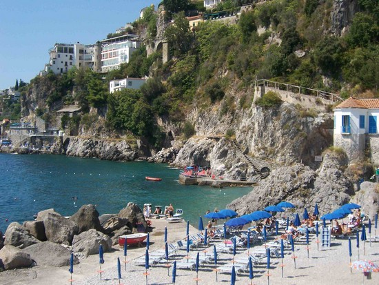Beaches Campania Photo Article The Best Beaches Of The