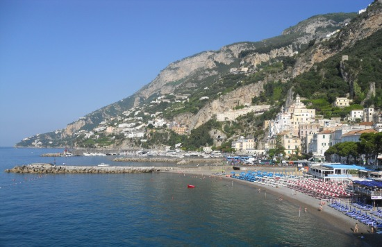 Beste Restaurants in und um Amalfi
