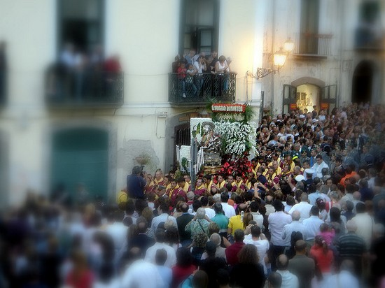 Festival of San Matteo in Salerno