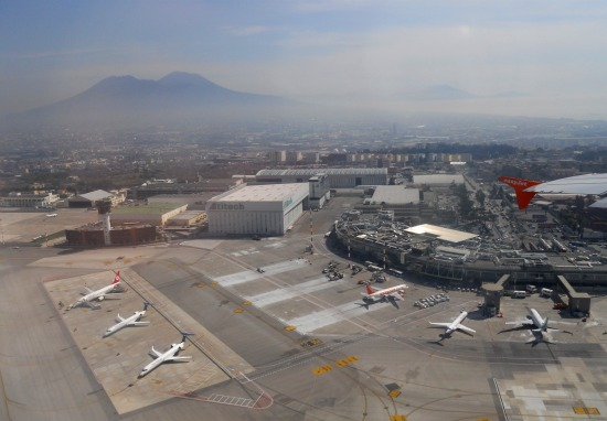 Flying to Naples Capodichino International Airport