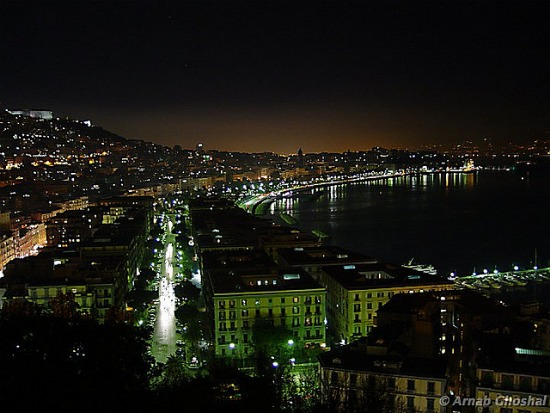 Top spots for nightlife in Naples Italy