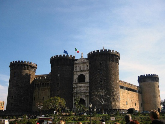 Things to Do in Naples with Kids Castel Nuovo