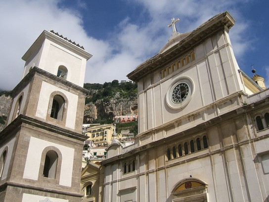 Church Positano