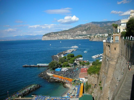 Italy by train - Campania by train