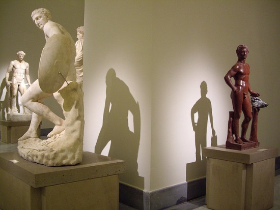 Visit the National Archaeological Museum in Naples