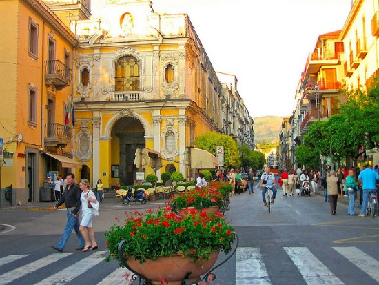Shopping a Sorrento - Piazza Tasso