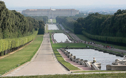 Ten reasons to visit Campania - Caserta, Gardens and Royal Palace