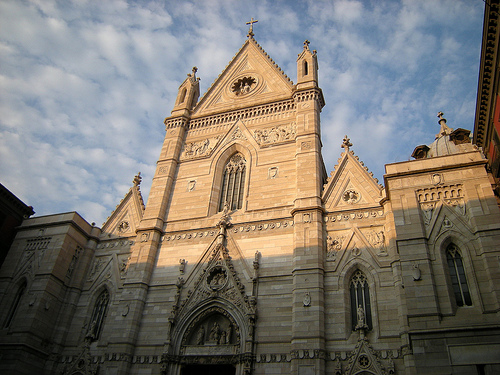 Ten reasons to visit Campania - Duomo, Naples