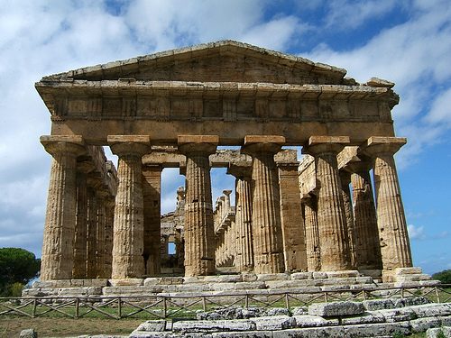 Ten reasons to visit Campania - Paestum