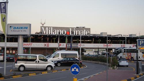 Milan 39 s airports how to reach milan by plane - Porta garibaldi malpensa terminal 2 ...