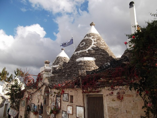 Puglia with kids: Alberobello