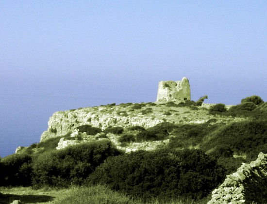 Coastal watchtowers - Torre Uluzzo, Nardo