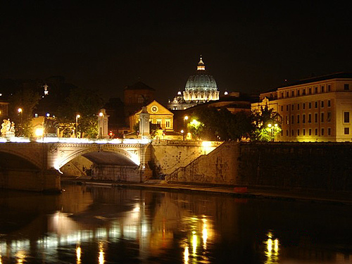 Nightlife in Rome