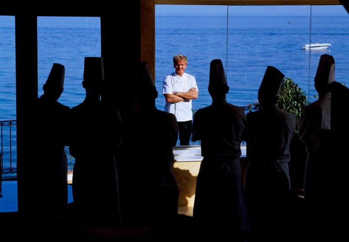 Gordon Ramsey - Forte Village Resort