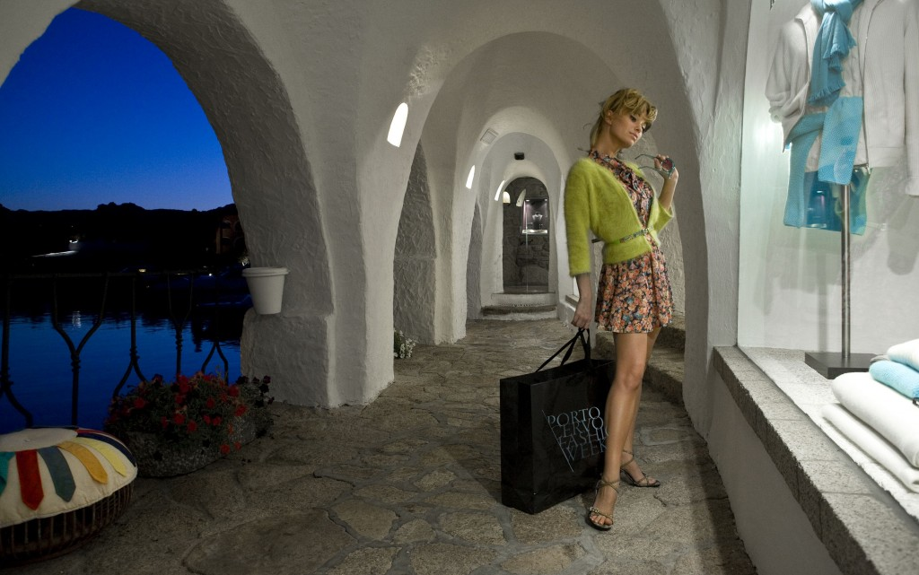 Porto Cervo Fashion Week 2013 - Costa Smeralda, Sardinien