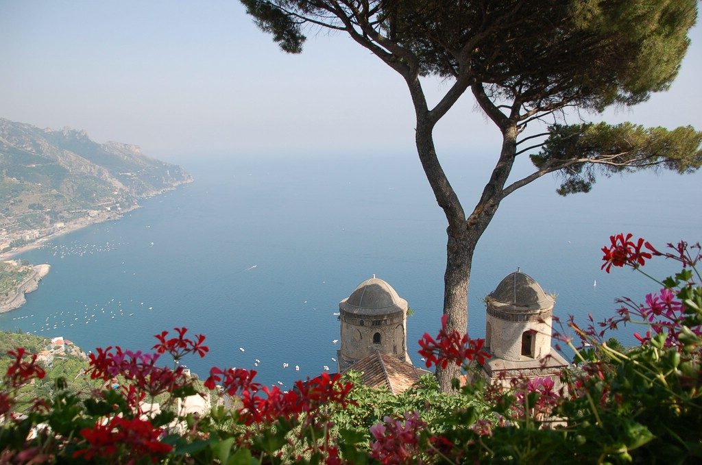Holiday in Amalfi Coast, Campania, Italy