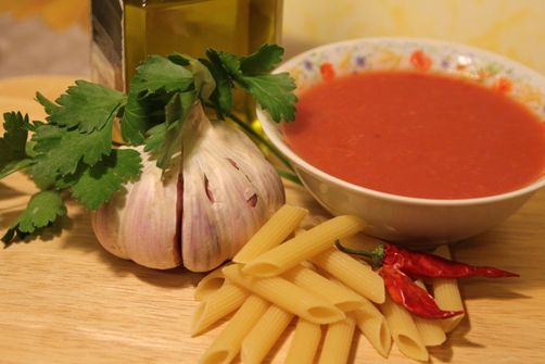Arrabbiata pasta recipe  - Italian pasta recipes