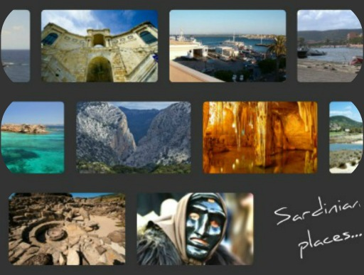 To 10 Sardinian places