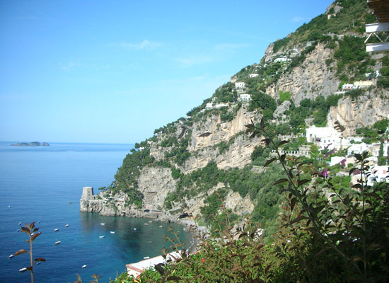 Amalfi Coast, Campania - Best summer destinations in Italy