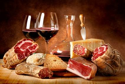 Emilia Romagna Food and Wine