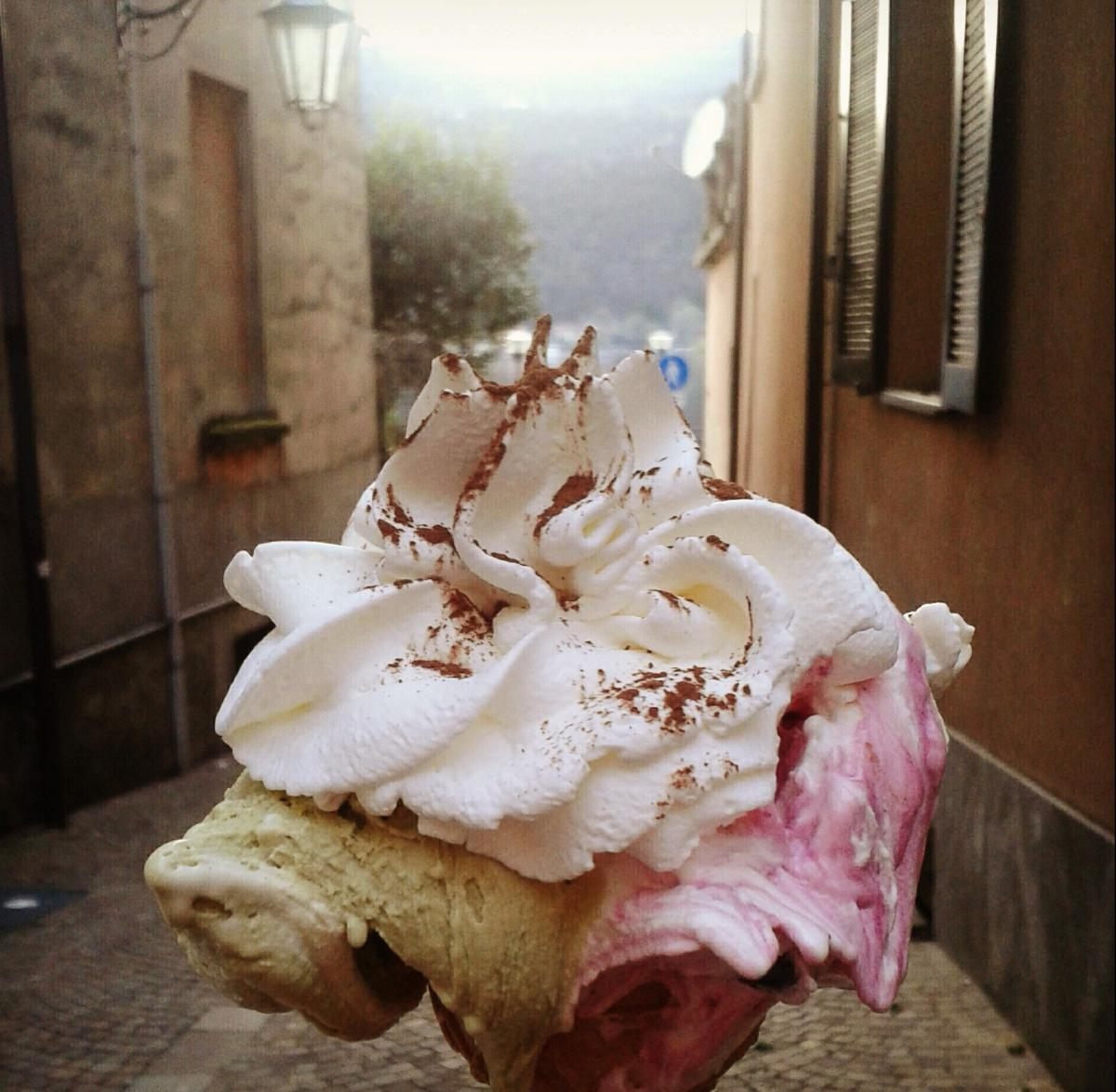 Summer in Rome - Gelato time!