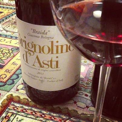Best wines of Piemonte: Grignolino