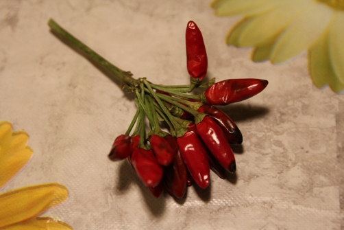 Italian recipes - Italian hot chili pepper