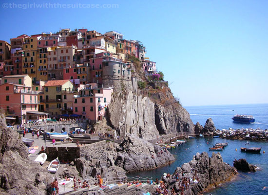 Manarola, Cinque Terre - Where to spend your summer holiday