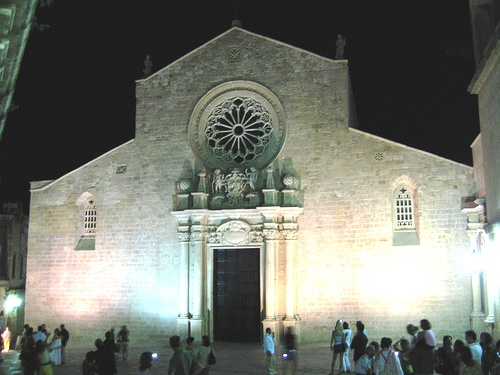 Otranto - Medieval Church