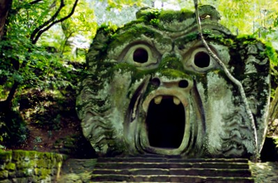 Park of Monsters - Bomarzo, Italy