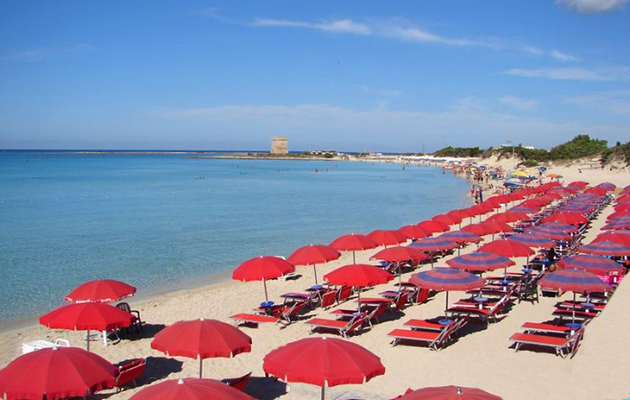 Porto Cesareo - Puglia's Best Beaches
