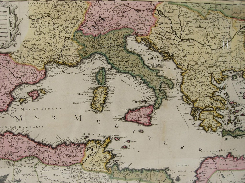 Map Of Italy In Italian.Ancient Maps Of Italy Discover Italian Old Maps