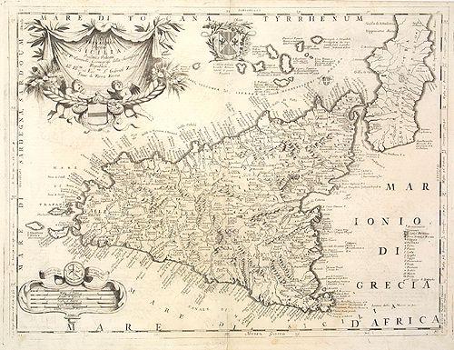 Cartina Sicilia Antica.Antiche Mappe D Italia Scopri Le Vecchie Mappe Dell Italia