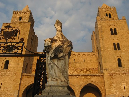 Cefalù Cathedral: The Arab-Norman circuit, Unesco site 2015