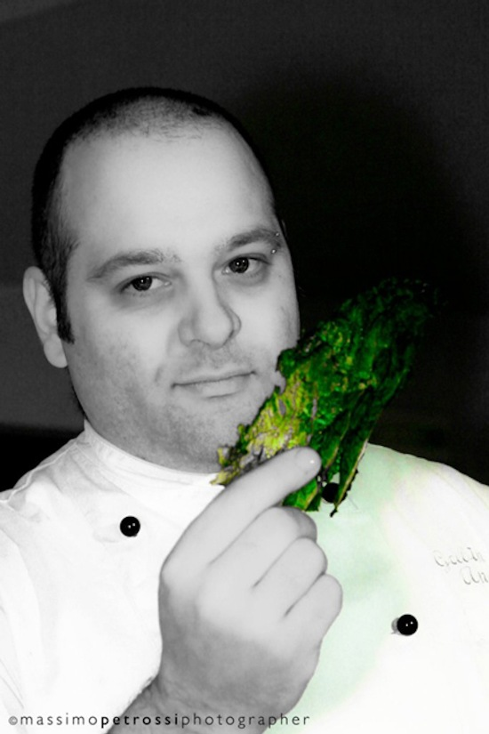 Italian CHIC Interview: Chef Andrea Gabin