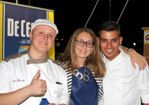 Cooking for Art Napoli 2015: Giuseppe Raciti - Zash Country Boutique Hotel