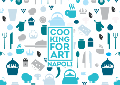 Cooking for Art Napoli 2015