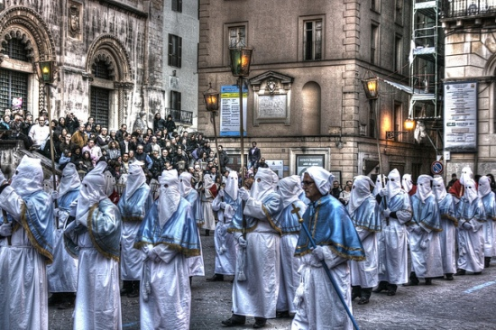 Easter in Italy: Procession in Chieti