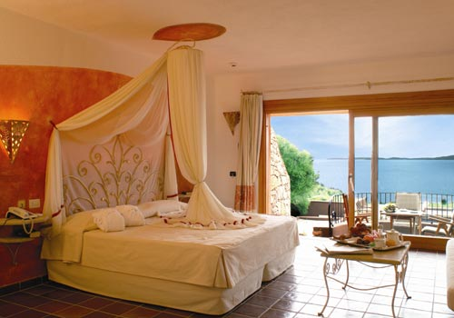 Top 5 Honeymoon Hotels in Italy - Capo D'Orso