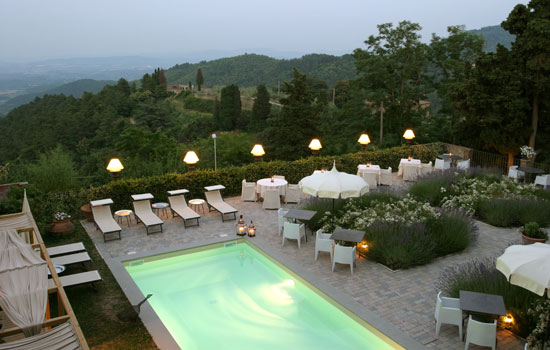 Top 5 Honeymoon Hotels in Italy - Villa Sassolini