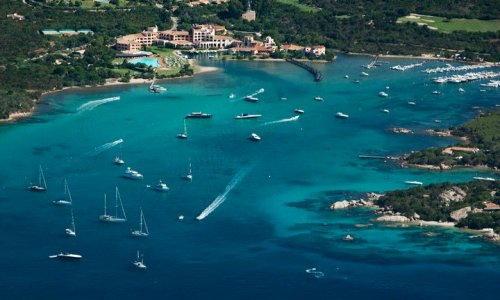Hotel Cala di Volpe - Summer Events in Costa Smeralda, Starwood, Elton Jonh